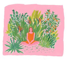 Leah Reena Goren #illustration