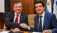El Banco Nación firmó un convenio con la Unión Industrial Argentina para impulsar el empleo en el sector industrial.
