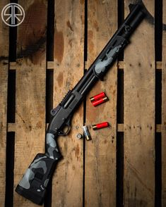 Tactical Swords, Tactical Shotgun, Weapons Guns, Guns And Ammo, Combat Shotgun, Ar Pistol, Custom Guns, Cool Guns, Firearms