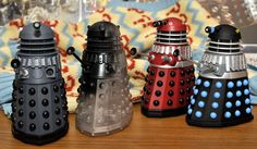 Toys R Us Doctor Dalek Set Images & Comparison Shots