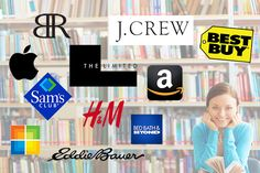 Top 20 Stores That Offer Student Discounts