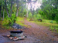 Haigler Canyon Campground...near Payson AZ