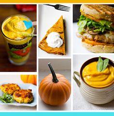 25 vegan pumpkin recipes