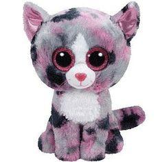TY Lindi Cat Beanie Boo