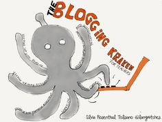 The Blogging Kraken for Teachers: Using Feedly to develop workflow to manage multiple student blogs