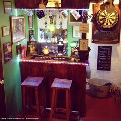 Pub/Entertainment from Garden owned by Darren |  #shedoftheyear @shenanigansB