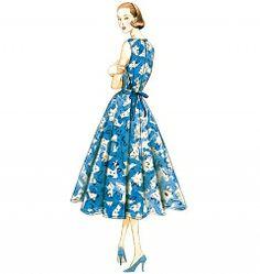 Vogue 8788 symönster mönster