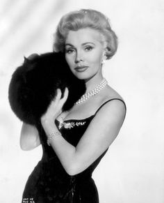 Zsa Zsa Gabor's Stunning Vintage Photos - Zsa Zsa, The Designer - from InStyle.com