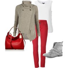 """""""Deep winter"""" by momo3style on Polyvore"""