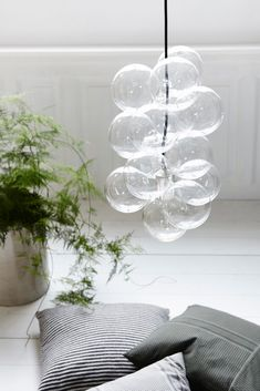 Image of Cluster pendant light