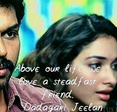 Dadagari Jeelan author quote on Love