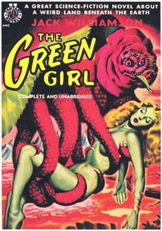 I love 'green lady' paintings.