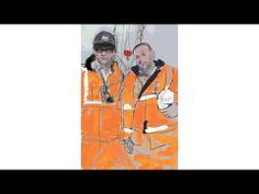 'Crossrail Engineers, Paddington' by Julie Leonard