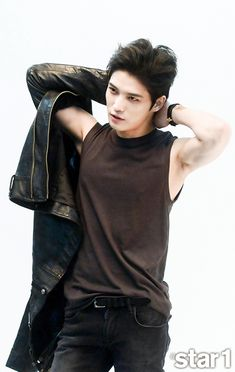 Kim Jae Joong - @ Star1 Magazine August Issue '14