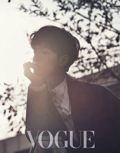 """park bogum x vogue taiwan x "" Park Bo Gum Wallpaper, Cantabile Tomorrow, Park Go Bum, Go M, Fluffy Hair, Korean Actors, Photo Cards, Actors & Actresses, Kdrama"