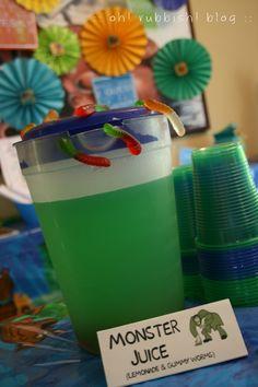 :: Scooby Doo Party Food Ideas :: Birthday Party Ideas :: Printables ::