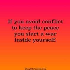 a war inside yourself #releationshipquotes #memes | Repinned by @divanyoungnews