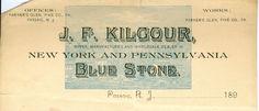 Kilgour Blue Stone The Quarrymen, Stone, Blue, Rock, Rocks, Stones
