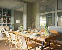 Mágica pintura: transforma tu casa con solo pintar · ElMueble.com · Escuela deco
