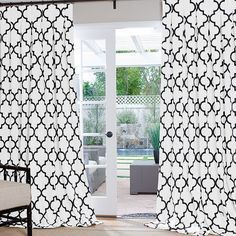 Curtains for dining room