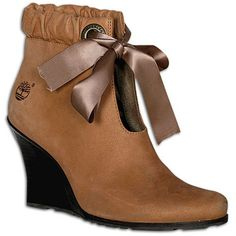 KEYHOLE WEDGES from TIMEBRLAND