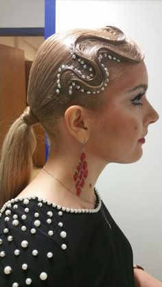 Latin Hairstyle