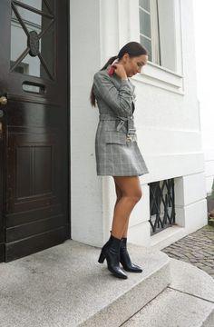 Outfit Post über den Trend Karo und karierte Teile