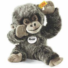 Steiff EAN 062292 Gora Baby Gorilla