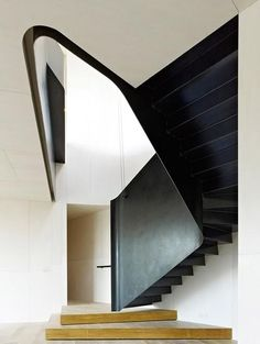 We haven't done stairs like this before, but certainly can! Nereo Woodworking, Windsor CA