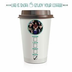 Enjoy your coffe NKOTB=MIS NOVIOS WAHLBONKERS