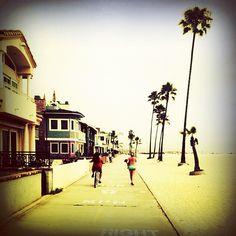 Newport Beach Boardwalk in Newport Beach, CA