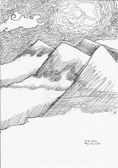 When the mountains echoed the thoughts of your being...