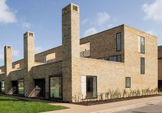2008 - Accordia Housing, Cambridge by Feilden Clegg Bradley with Maccreanor Lavington and Alison Brooks Architects.