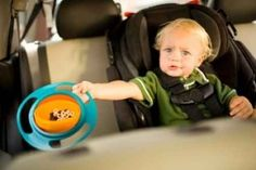 Gyroscopic Bowl with Lid | 30 Unexpected Baby Shower Gifts That Are Sheer Genius