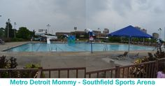 Metro Detroit Mommy: Southfield Sports Complex