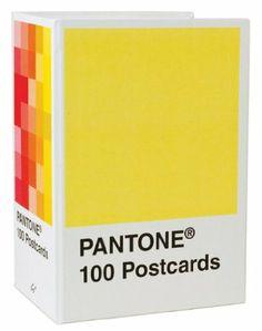 Pantone 100 Postcards Box: Amazon.es: Pantone Collective: Libros en idiomas extranjeros