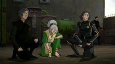 Avatar Airbender, Avatar Aang, Suyin Beifong, Avatar Picture, Water Tribe, Team Avatar, Fire Nation, Badass Women, Legend Of Korra