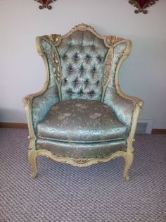 Detroit: Victorian Style Furniture From the 1950's and 60's $1250 - http://furnishlyst.com/listings/913339