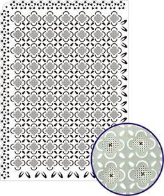 parchment templates PS022H