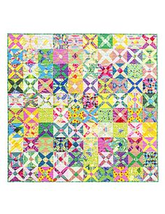 Additional Images of Cultural Fusion Quilts by Sujata Shah - ConnectingThreads.com