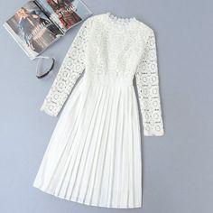 Atawallpa dress white