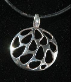 Seeds of Hope Pendant...created by Caesar Azzam.  25% of proceeds help support women in recovery