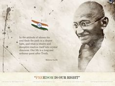 In 1932, Gandhi began new civil-disobedience campaigns against the British. Description from all-freewallpapers.blogspot.in. I searched for this on bing.com/images
