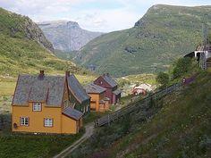 Myrdal - Norway