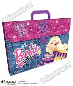 Maletín Plástico Mattel Barbie http://escolar.papelesprimavera.com/product/maletin-plastico-mattel-barbie-primavera-2/