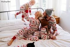 Matching Family Pajamas | Hanna Andersson