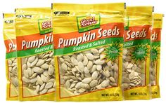 Good Sense Pumpkin Seeds Roasted  Salted InShell 45Ounce Bags Pack of 12 >>> Visit the image link more details. Note:It is affiliate link to Amazon.