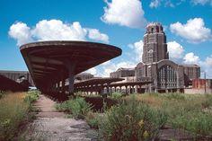 Buffalo Central Terminal (4844255509) - Buffalo Central Terminal - Wikipedia