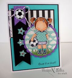 SFYTT ~ I Get a Kick Out of You! by susiestampalot - Cards and Paper Crafts at Splitcoaststampers