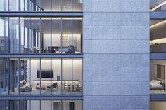 Gallery - Tadao Ando Designs Luxury Residential Building in New York - 1